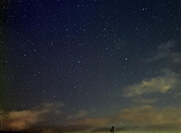 かんむり座とラブジョイ彗星