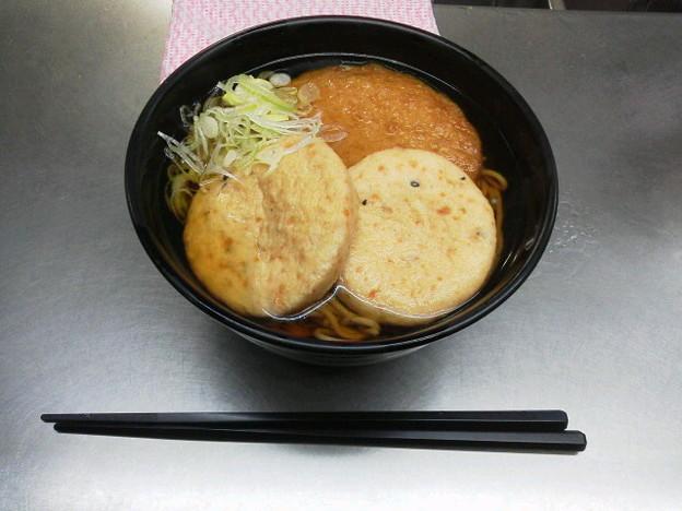 【駅めん】立川駅名物「おでんそば」