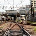 京王線調布 地上駅時代