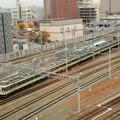 Photos: 189系普通 妙高1号 長野駅発車