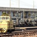 Photos: スイッチャーと大物車