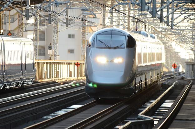 Photos: つばさ87号通過!