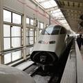 つばさ123号分割発車!福島駅
