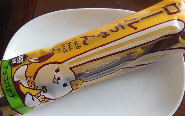 ロールちゃん チョコバナナ