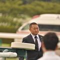 Photos: 須貝調教師