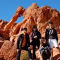 Photos: Elephant rock - Family photo