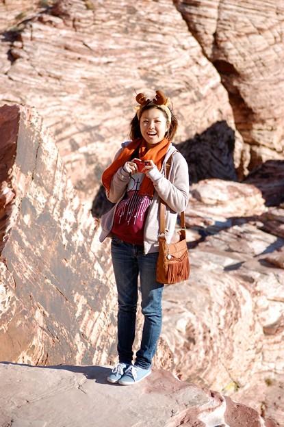 Red Rock Canyon Nancy
