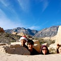 Red Rock Canyon Family faces