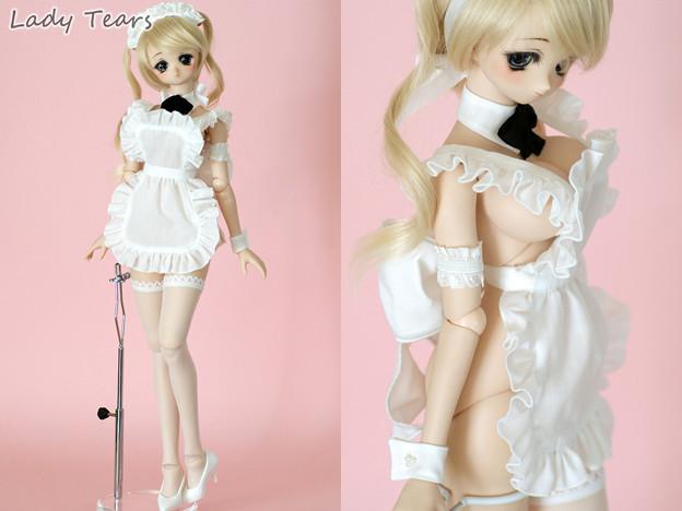 Lady_Tears§Lingerie Set§DD L/DDdy§Charming Maid Ver.2