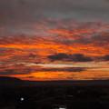 写真: 朝焼け2