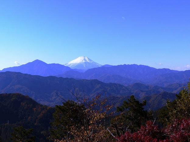 131120_高尾山山頂より (8)
