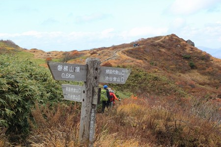 登山口は何個かあります。12-4