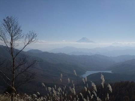 富士見しながら上を目指す3-1