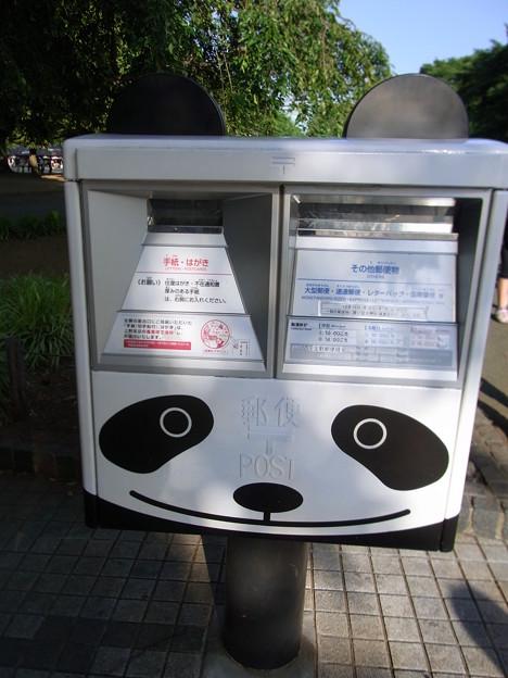 Photos: 【郵便ポスト】上野公園|パンダポスト