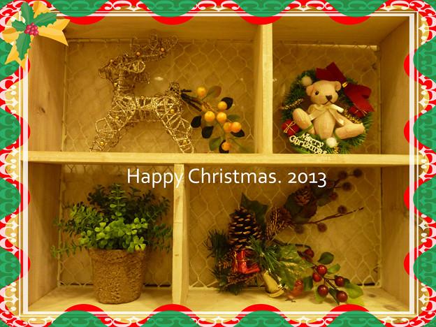 [artwork] Xmas 2013|Happy Christmas!