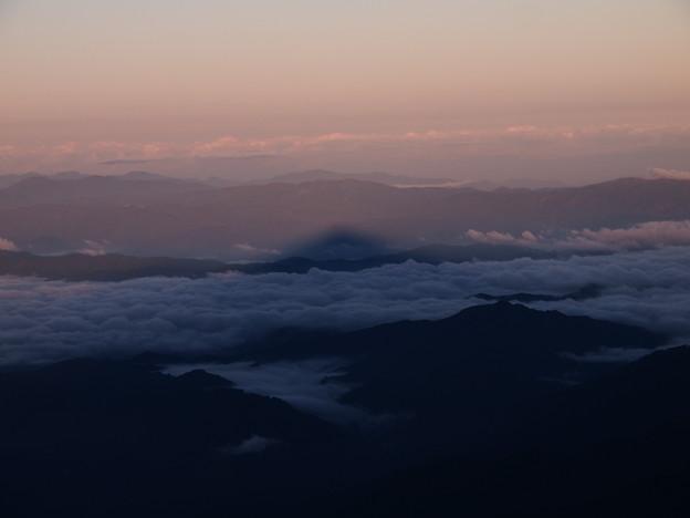 Photos: 影笠ヶ岳