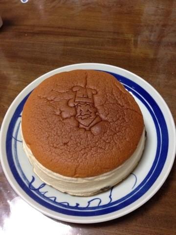 焼きたてチーズケーキ、とろ~りプリン