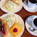 Photos: 久しぶりの茶店でモーニング