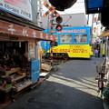 阪堺モ708号 北天下茶屋停留場
