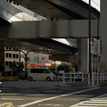 大阪 阿波座交差点
