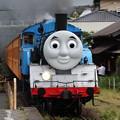 Photos: トーマス列車のズーミング流し