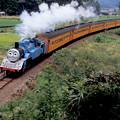 大井川鉄道トーマス列車01