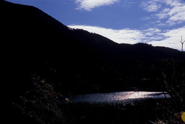 高山本線 下原ダム