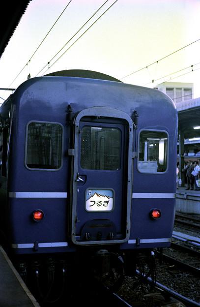 0056 東京駅で「つるぎ」を見た!(その2)