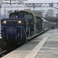 002 苗穂駅を通過するカシオペア