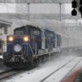 006 白石駅を通過するカシオペア(下り)