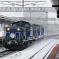 Photos: 010 白石駅を通過する北斗星(下り)