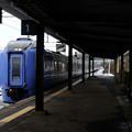 019 登別駅に到着する281系スーパー北斗