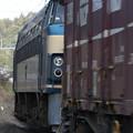 01 機関車の目