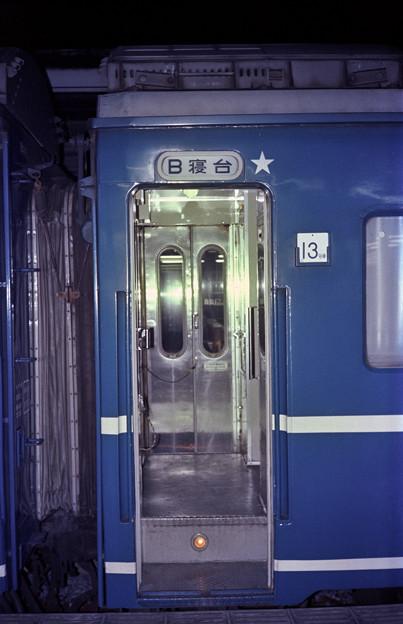 14系14形客車3段式B寝台の頃★1つ