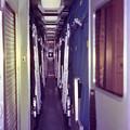 583系電車3段式B寝台