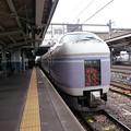写真: スーパーあずさ14号(松本)