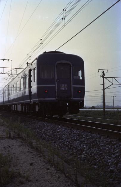 S54 2レさくら最後尾