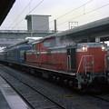 Photos: S58 2001レ出雲1号(乗ってきた列車)その2