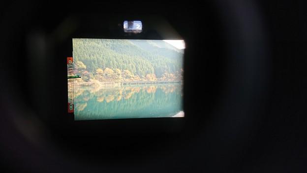 NikonFE2 ファインダー 追針式