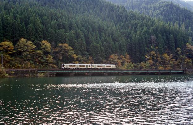 下り普通列車(キハ75)