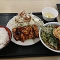 Photos: 昨晩のご飯