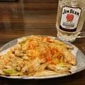 Photos: 鶏せせりのマヨネーズ炒め