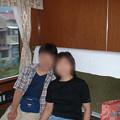 04 2003_6_23 トワイライトEXP(下り)ロイヤルにて記念写真