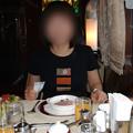 Photos: 22 2003_6_24 トワイライトEXP(下り)洋朝食もなかなか豪華 メロン付!