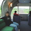 Photos: 34 2003_6_28 カシオペア(上り)展望車を楽しむ