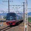 Photos: 飯田線列車が下ると間もなく名鉄電車も下ります