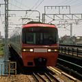 Photos: 名鉄特急の通過