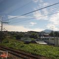 Photos: 2008年8月〔02〕白馬旅行 恵那駅発車後の明智鉄道分岐と恵那山