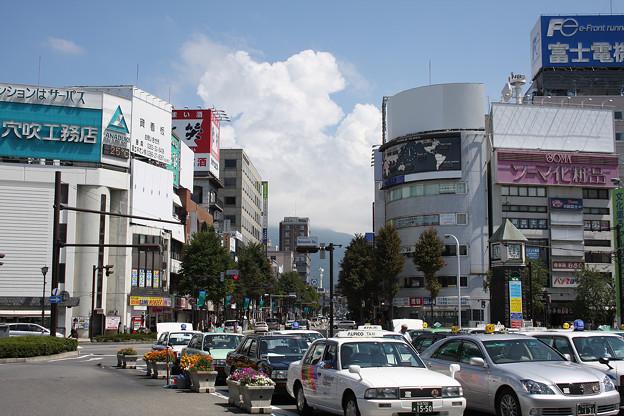 2008年8月〔09〕白馬旅行 松本駅前