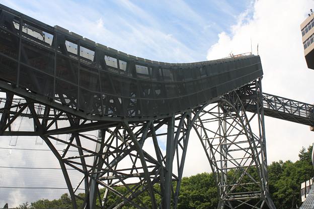 2008年8月〔63〕白馬旅行 天へ向け発車